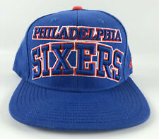 Philadelphia 76ers Snapback Baseball Hat - adidas - 2013 NBA Draft Cap - Blue
