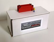 Evot - Trench Box. Authentic Link Belt Red. Made In USA. 1:87th