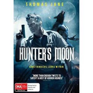 Hunter's Moon (Dvd,2021) *NEW* Region 4