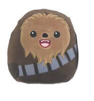 "Chewbacca Chewy Squishmallows Disney Star Wars The Mandalorian 5"" NEW Plush 2020"