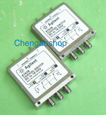1pc Agilent / HP 8762B DC-18GHz 5V SMA RF microwave coaxial switch #T46K YS