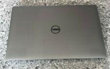 """Dell Precision 5520 15.6"""" Core i7-6820HQ 512GB SSD 32GB Ram Quadro M1200 laptop"""