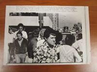 Vintage Wire AP Press Photo The King Elvis Presley Road Manager Joe Esposito #2