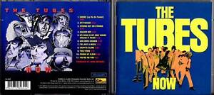 The Tubes CD ALBUM Now [2004 REISSUE]
