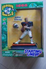 1998 SLU JOHN ELWAY Gridiron Great 6-inch figure Denver Broncos Starting LineUp