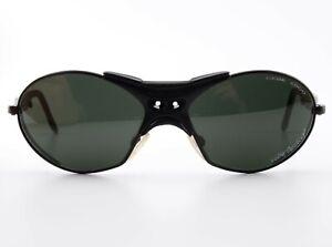 CEBE 4000 Sunglasses Like Cecchinel 491 0043 Vintage Black Model Déposé Large