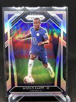 2020-21 Panini Prizm Premier League Soccer N'golo Kante Silver Prizm Chelsea EPL