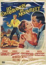 DVD R2 MOONFLEET 1955 Stewart Granger George Sanders Fritz Lang Region 2 PAL NEW