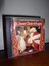 St. James Choir of Angels: Classic Choral Christmas Carols (CD,2006,PCT Music)