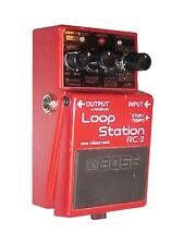 Boss RC-2 Looper Guitar Effect Pedal