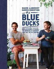 The Blue Ducks ' Robertson, Darren