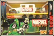 DR.DOOM, Marvel METAL KIT,Humvee, Maisto 39006 1/24
