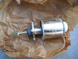 mini cooper 3 1275gt 1969-77 CONCOURS brake master cylinder genuine new lockheed