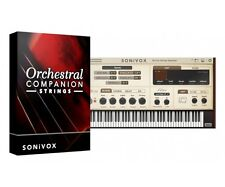 Sonivox Orchestral Companion Strings - Serial Download - VST AU AAX