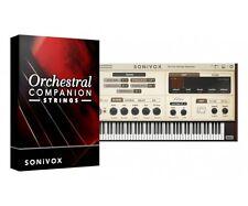 Sonivox Orchestral Companion Strings-serial de Descarga VST au AAX