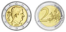 BELGIEN 2 EURO KURSMÜNZE KÖNIG PHILIPPE 2019 bankfrisch