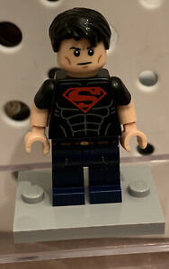 New LEGO MINIFIGURES MOC Superboy White Canary Captain Booster Cold Malcolm Merl