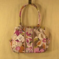 Vera Bradley - Frame Bag - Portobello Road - Large Purse - NEW