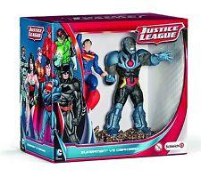 Schleich Justice League, Superman vs. Darkseid ~ New!