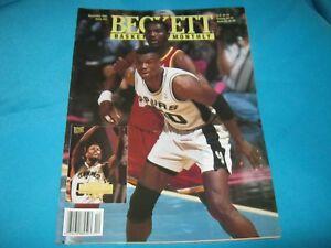 BASKETBALL BECKETT MONTHLY DECEMBER 1995 ISSUE #65 DAVID ROBINSON / OLAJUWON