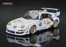Porsche 911 gt2 HABERTHUR tuiles Le Mans 1998 Graham/POULAIN/M. - L,. Spark 1:43