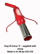 GENUINE CHERRY BOMB MADE IN THE UK EASY FIT VAUXHALL CORSA C 1993 - 2013