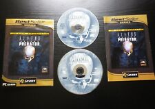 JEU PC CD-ROM : ALIENS versus PREDATOR (Sierra / Fox COMPLET envoi suivi)