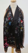 NEW!Ted Baker Opulent Fauna Silk Long Scarf - STUNNING -- Perfect!!