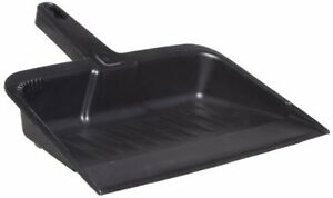 Rubbermaid(R) Heavy-Duty Dustpan, Charcoal