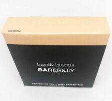 bareMinerals BareSkin Perfecting Veil Pressed Powder Color:  Medium NEW & BOXED