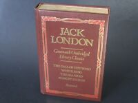Jack London-Greenwich Unabridged Library Classics. 1st Printing of 1983 edition.