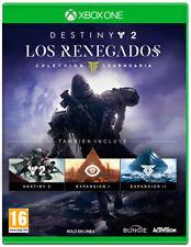 Juego Activision Xbox One Destiny 2 los renegados - Colección legendaria -...