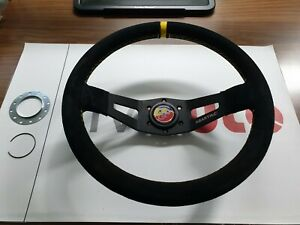 Sportlenkrad Lenkrad Steering wheel Lancia Delta Integrale & Evo Abarth 350mm
