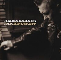 JIMMY BARNES 30 : 30 HINDSIGHT CD ~ BABY ANIMALS~DIESEL~JOURNEY~LIVING END *NEW*