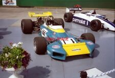 PHOTO  BRABHAM BT34 'LOBSTER CLAW' CREATED QUITE A SENSATION WHEN IT APPEARED IN