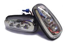 para Opel Astra MK4 G 98-04 LED SIN CROMO INTERMITENTES LATERALES INTERMITENTES