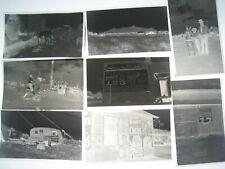 Original  Circus Negatives lot of 19  RB&BB,PLUNKETTS +   1947