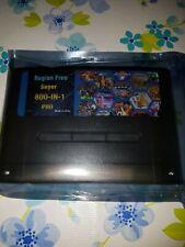 DIY Super Nintendo SNES Game Loader SuperDrive 800 in 1 wie Everdrive / S2Snes