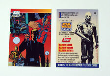 1994 Topps Star Wars Galaxy Promo Card (P2) Nm/Mt