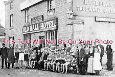 YO 825 - Sheffield United Harriers, Old Hall Inn Hotel, Yorkshire - 6x4 Photo
