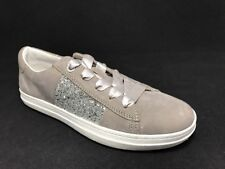 New $120 VADO Kids Girls Sneakers Shoes LEATHER Narrow Size 4 USA / 36 EURO.