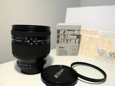 NIKON 24-120/3.5-5.6 AFD  ! Full Frame ! EXCELLENT CONDITION ! CAPS/FILTER