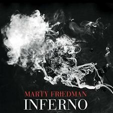 Marty Friedman - Inferno (NEW CD)