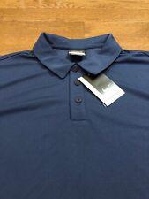Mens Size XL Nike Polo Golf Shirt Blue 402394-410