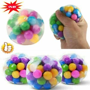 Squishy Sensory Stress Reliever Ball Toys Autism Squeezes Anxiety Fidget Reliefs