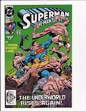 Superman Man of Steel #17 18 19 1st Doomsday ALL 2nd Printing Set DC Comics NM