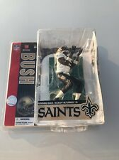 New Orleans Saints REGGIE BUSH NFL McFarlane 14 Figure White Jersey Chase