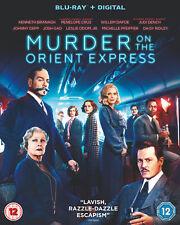 Murder On The Orient Express (Blu-ray) Kenneth Branagh, Johnny Depp, Judi Dench