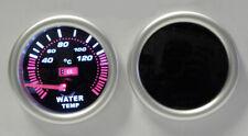 "52mm Smoked Water Temp Temperature Gauge 2"" with Sensor"