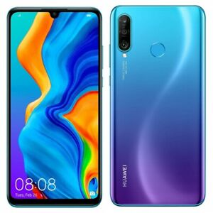 Huawei P30 lite MAR-LX1A 4/128 DS Peacock Blue
